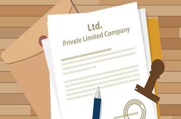Private company limited registration in  chennai
